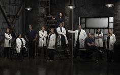 [PHOTOS] Grey's Anatomy Season 9 Cast Photos - TVLine