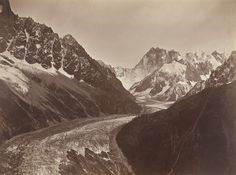 AUGUSTE-ROSALIE BISSON - Bing Images French Photographers, Mount Everest, Bing Images, Paris, Mountains, Pictures, Travel, Mont Blanc, Photography