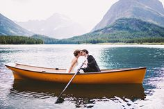 bethany & adam ~ glacier national park, montana wedding photographer