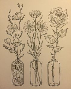 I drew my favorite flowers today and couldn't wait to show them off! Cali poppies, cosmos, and rose-like thing. SOLD as flash, other available stuff on the site. Check it out under 'Flash Designs' link in bio! Bookings (custom) for Oakland and Portland will open tomorrow after I breakfast ✨ very stoked
