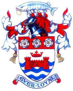 Arms (crest) of Pickering