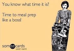 Who else is meal prepping today? Just get it over & done with so you know you will have a successful weekI'm starting my 3 day refresh cleanse on Tuesday so I need to be prepared & ready to go with all my stuff prepped! My first 2 rounds kicked ass when I did it before so I'm excited to see how this time around goesstay tuned! by im_healthy_fit_happy