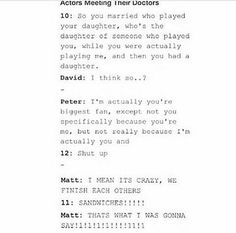 This is EXACTLY how it would go