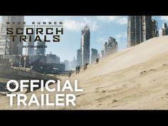 Der erste Teaser Trailer zu MAZE RUNNER:THE SCORCH TRIALS - http://filmfreak.org/der-erste-teaser-trailer-zu-maze-runnerthe-scorch-trials/
