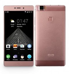 Elephone M3 3GB 32GB Android 6.0 MTK6755 Octa Core 4G LTE Smartphone 5.5 Inch 21MP camera Rose Gold