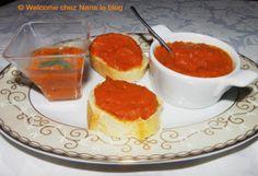 RECETTE: Zacusca, recette roumaine, caviar de légumes Romanian Food, Couscous, Panna Cotta, Cheesecake, Pudding, Ethnic Recipes, Desserts, Europe Centrale, Tour