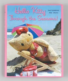 Look at this #zulilyfind! Hello Kitty Through the Seasons! Hardcover by Hello Kitty #zulilyfinds