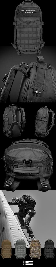 The Litespeed is built for minimalist daily carry but has been carefully engineered to adjust to end-user requirements and adapt to multiple mission profiles. By relying on the ruggedness of warfare standards, integrated MIL-SPEC materials and hardware, we ensure that the pack can travel full-speed ahead. Step into the new evolution of the rucksack and harness the speed of light.  #tadgear #military #backpack #hiking #adventure #loadout #gear #militarygear #edc #everydaycarry