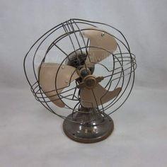 Vintage GE Desk Fan