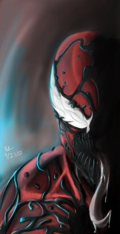 Carnage by slasher556 on deviantART°°