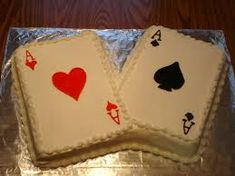 poker party cake ideas - Google Search