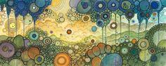 """Doodle Paintings"" by Courtney Autumn Martin - Album on Imgur"