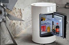 200 l Neu Fass Minibar inkl. Dometic Hipro3000 Farbe nach Wahl Pulverbeschichtet