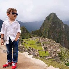 Meet Alonso Mateo, five-year-old