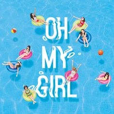 Oh My Girl Summer Special Album 'Listen to My Story' Album Cover