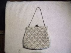 Vintage Beaded Purse Perfect for Evening bag or Wedding #EveningBag