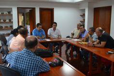 Trabajar por el bienestra del caficultor conclusión del encuentro entre los alcaldes y la federación