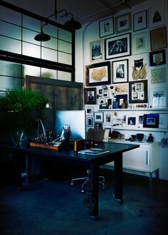 HOME OFFICES TO MAKE YOU HAPPY – Abigail Ahern