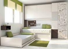 HABITACI�N INFANTIL 303j-052012. Mejor con una sola cama o cama debajo.