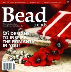 Bead Trends Magazine Feb 2011   Northridge Publishing