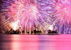 【中国地方】『日本の花火&夏祭り100選』にも認定された、夏の風物詩   ギャザリー
