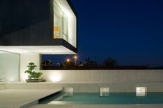 """House C. by Santiago Parramón  """"Home is where the light is"""" My point exactly !!!!!!!"""
