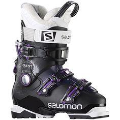 Salomon Quest Access 70 Ski Boots Womens BlackPurple 235     Read more  reviews of 800dcf1eab2