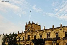 Palacio de gobierno de Guadalajara  by Carlos Sanchez on 500px