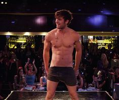 Alex Pettyfer in magic mike... Why am I not in that crowd!