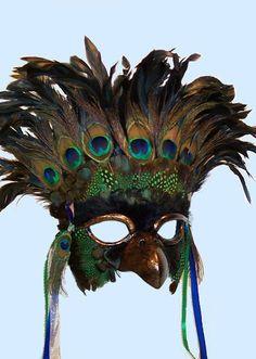 Fantasy Peacock Fantasy Peacock Carnival Masks f20756f870e3