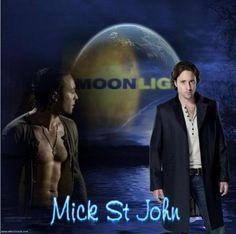 Alex O' Loughlin / Mick St John