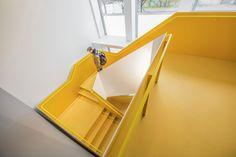 Galería - Complejo de vivienda estudiantil en el edificio de oficinas Elsevier / Knevel Architecten - 4