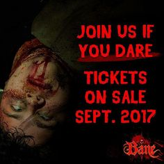 Were DYING to have you here at Bane. Dont worry well let you make it out out alive maybe.  #hauntedhouse #scare #halloween2017 #halloween #bane #nj