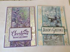 Chrismas Cards, Xmas Cards, Diy Cards, Holiday Cards, Homemade Christmas Cards, Homemade Cards, Christmas Crafts, Winter Christmas, Winter Holidays