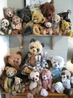 From Charlie Bears collector - Mark Harrison