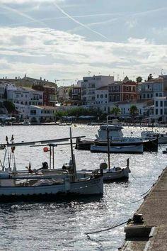 Cales Fonts.  Mahon. Menorca