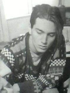 1990. A young Frusciante