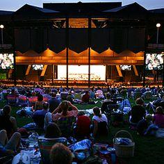 Saratoga Performing Arts Center - Saratoga Springs, NY