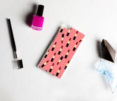 Red lipstick! #red #lipstick #woman #case #etui #glamour #obudowa #telefon