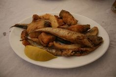 Pescaito frito Gaditano