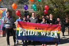 ANU Pride Week Pride Week, Gay
