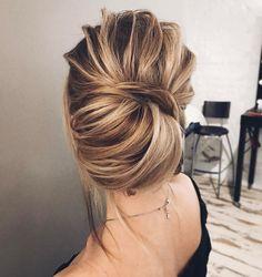 Updo Wedding Hairstyle   fabmood.com #weddinghair #bridalhair #hairstyle #updo #upstyle #braidupdo #hairstyleideas #hairstyles #bridalhairstyle #weddinghairstyles