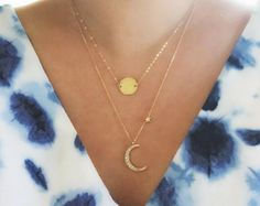 Mother daughter I Love You To The Moon And Back by Muse411 on Etsy