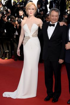 Best Dressed at The 66th Annual Cannes International Film Festival: Nicole Kidman in Giorgio Armani