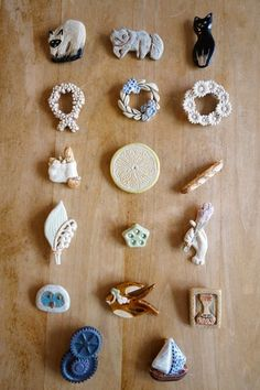Resin Crafts, Jewelry Crafts, Fun Crafts, Diy And Crafts, Arts And Crafts, Fimo Clay, Ceramic Clay, Cute Clay, Pottery Sculpture