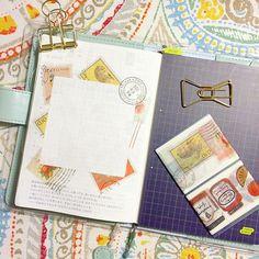 8.31  發現郵票是偷懶神器 Goodbye, August. :) #手帳 #hobo #hobonichi #紙膠帶 #mt #打卡