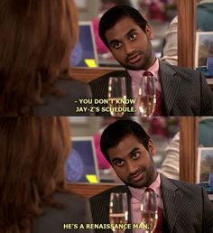 Parks and Recreation: Tom Haverford