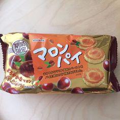 """Sanritsu """"Marron Pie"""" 11 Pieces in 1 pack Japan Candy, S9 #Sanritsu"""
