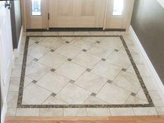 entry floor tile ideas | Entry Floor Photos Gallery - Seattle Tile Contractor | IRC Tile Servic