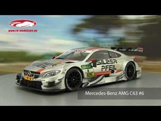 CK-Modelcars - B66961262: Mercedes-Benz AMG C63 #6 DTM 2016 Wickens 1:18 AutoCult